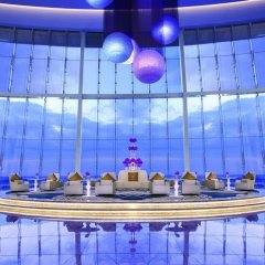 Jumeirah at Etihad Towers Hotel фитнесс-зал фото 2