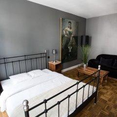 Отель Bandb La Casa-Bxl Брюссель комната для гостей фото 2