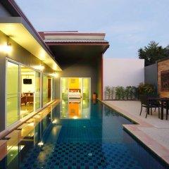 Отель Sudee Villa бассейн