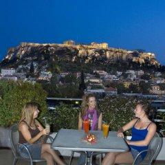 Отель Athens Center Square Афины балкон