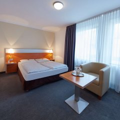 Отель Ghotel Nymphenburg Мюнхен комната для гостей фото 2