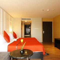 Отель Page 10 Hotel & Restaurant Таиланд, Паттайя - отзывы, цены и фото номеров - забронировать отель Page 10 Hotel & Restaurant онлайн комната для гостей