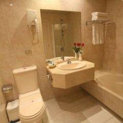 Отель Motel Aeropuerto Испания, Вилабоа - отзывы, цены и фото номеров - забронировать отель Motel Aeropuerto онлайн ванная