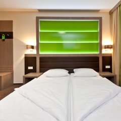 Novum Style Hotel Hamburg Centrum Гамбург комната для гостей фото 2