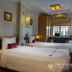 Hanoi Elegance Ruby Hotel комната для гостей фото 2