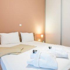 Апартаменты Stylish Koukaki Apartment комната для гостей фото 5