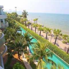 Апартаменты Ocean Fringe Apartment A Паттайя пляж