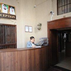 Отель Lumbini Dream Garden Guest House интерьер отеля