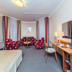 Гостиница Октябрьская 4* Стандартный номер с различными типами кроватей фото 24