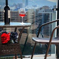 Апартаменты Luxury Apartments Тбилиси гостиничный бар