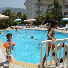 Park Mar Apart Турция, Мармарис - отзывы, цены и фото номеров - забронировать отель Park Mar Apart онлайн бассейн фото 3