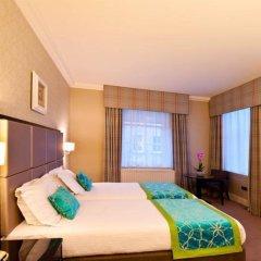 Отель Leonardo Edinburgh City Эдинбург комната для гостей фото 5