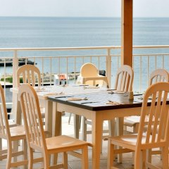 Отель White Lagoon Болгария, Балчик - отзывы, цены и фото номеров - забронировать отель White Lagoon онлайн питание фото 2