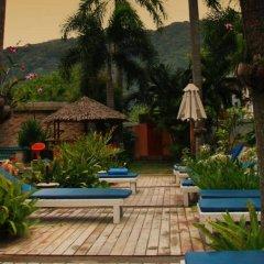 Отель Honey Resort фитнесс-зал