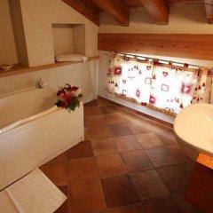 Отель I Picchi Италия, Грессан - отзывы, цены и фото номеров - забронировать отель I Picchi онлайн ванная