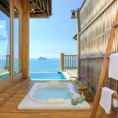 Отель Santhiya Koh Yao Yai Resort & Spa бассейн фото 2