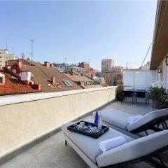 Отель Exe Hotel El Coloso Испания, Мадрид - 2 отзыва об отеле, цены и фото номеров - забронировать отель Exe Hotel El Coloso онлайн балкон