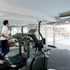 Отель Gold Orchid Bangkok фитнесс-зал