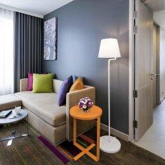 Отель Mercure Bangkok Siam комната для гостей фото 3