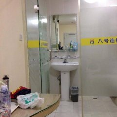 Отель No. 8 Hotel Shenzhen Huaqiang Store Китай, Шэньчжэнь - отзывы, цены и фото номеров - забронировать отель No. 8 Hotel Shenzhen Huaqiang Store онлайн ванная