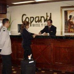 Отель Copantl Convention Center Сан-Педро-Сула интерьер отеля фото 2