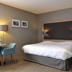 Отель Parkhotel Kortrijk Бельгия, Кортрейк - отзывы, цены и фото номеров - забронировать отель Parkhotel Kortrijk онлайн комната для гостей фото 5