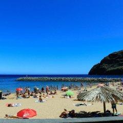 Отель Casas Da Avenida E Do Pico Машику пляж