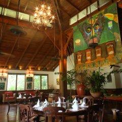 Отель The Lodge at Pico Bonito питание фото 3