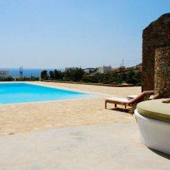 Отель Villa Dianthe бассейн фото 2