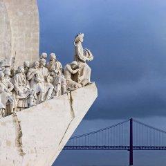 Отель Novotel Lisboa спортивное сооружение
