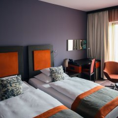 Отель Vienna House Andel's Cracow комната для гостей фото 4
