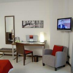 Отель Ciutat De Girona удобства в номере