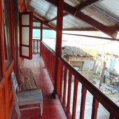 Отель Chapi Homestay - Hostel Вьетнам, Шапа - отзывы, цены и фото номеров - забронировать отель Chapi Homestay - Hostel онлайн балкон