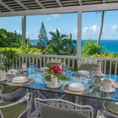 Отель Blue Heaven by Jamaican Treasures питание