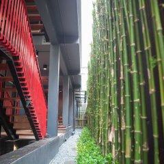 CLOUD on Saladaeng Silom Hostel Bangkok спортивное сооружение