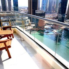 Апартаменты Dubai Apartments - Marina - Bay Central бассейн фото 3