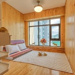 Апартаменты Peony Apartment Нячанг комната для гостей фото 5