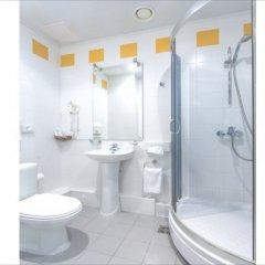 Гостиница Визави ванная