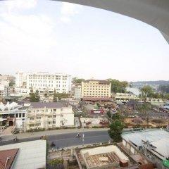 Kim Hoa Da Lat Hotel Далат балкон