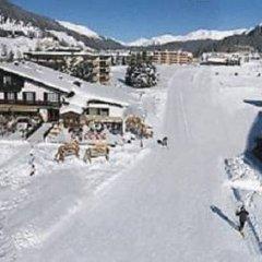 Отель Bünda Davos Швейцария, Давос - отзывы, цены и фото номеров - забронировать отель Bünda Davos онлайн спортивное сооружение