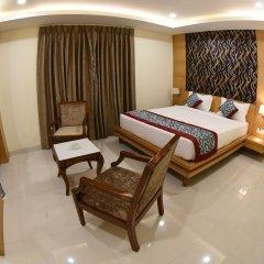 Отель Grand Rajputana Индия, Райпур - отзывы, цены и фото номеров - забронировать отель Grand Rajputana онлайн комната для гостей фото 4