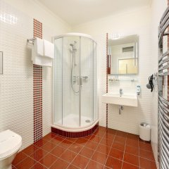Отель Salvator Boutique Прага ванная фото 2