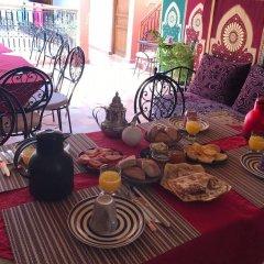 Отель Amour d'auberge питание фото 2
