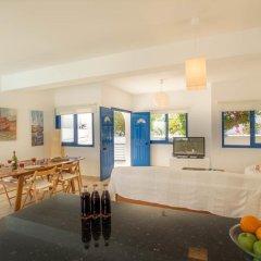 Отель Villa Saint Nikolas Кипр, Протарас - отзывы, цены и фото номеров - забронировать отель Villa Saint Nikolas онлайн в номере фото 2