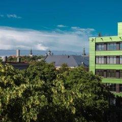 Отель Centennial Hotel Tallinn Эстония, Таллин - 7 отзывов об отеле, цены и фото номеров - забронировать отель Centennial Hotel Tallinn онлайн балкон