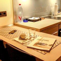 Отель BlueStone Boarding Apartments Германия, Дюссельдорф - отзывы, цены и фото номеров - забронировать отель BlueStone Boarding Apartments онлайн в номере фото 2