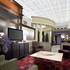 Отель Residence Inn by Marriott Columbus Downtown США, Колумбус - отзывы, цены и фото номеров - забронировать отель Residence Inn by Marriott Columbus Downtown онлайн интерьер отеля