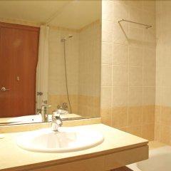 Отель ApartUP Blue Opera View Испания, Валенсия - отзывы, цены и фото номеров - забронировать отель ApartUP Blue Opera View онлайн ванная фото 2