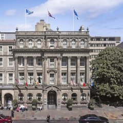 Отель Intercontinental Edinburgh the George фото 11