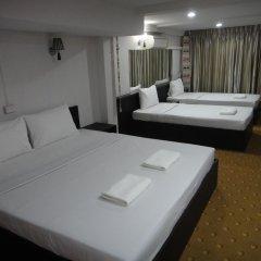 Отель Baan Namtarn Guest House Бангкок комната для гостей